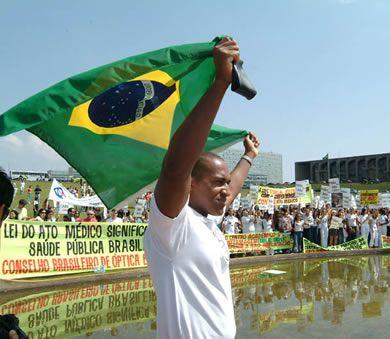 O futuro do Brasil é agora - Saúde & Direitos Sociais - Foto gratuita
