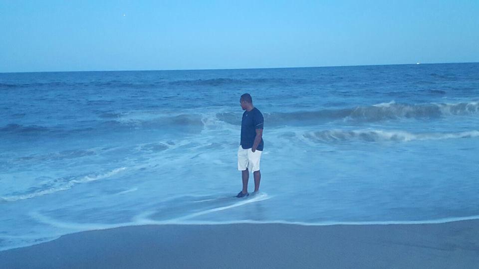 Solidão no mar
