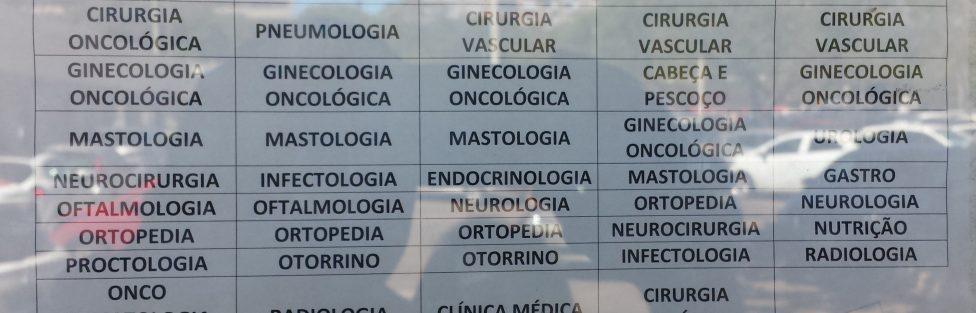 Marcação de Consultas no Hospital de Base do Distrito Federal
