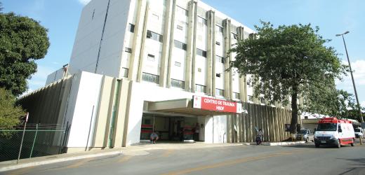 Avisa lá, Avisa lá que o Instituto Hospital de Base do Distrito Federal é legal