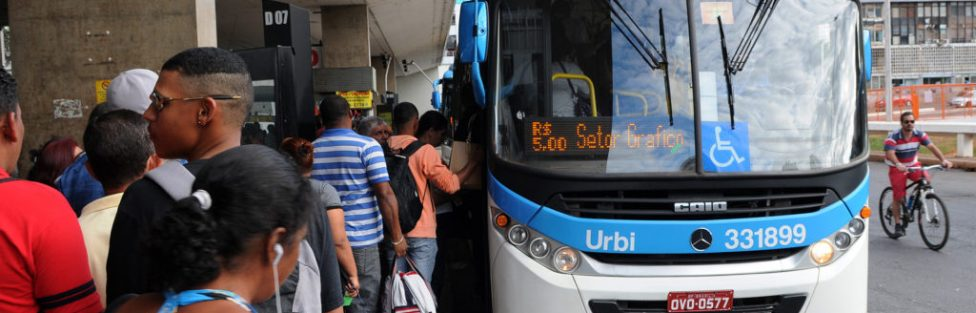 Mesmo com 370 milhões de viagens realizadas em 2017, população vê como ruim o transporte público do DF