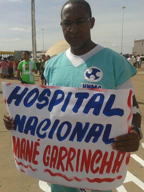 Hospital Nacional Mané Garrincha  HNMG