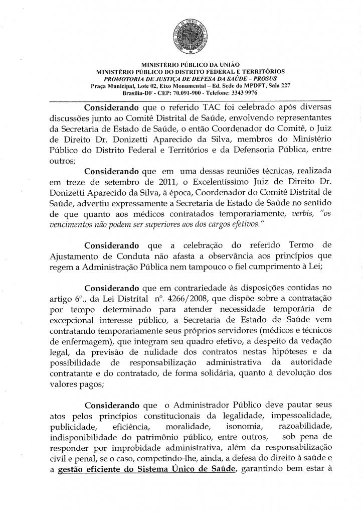 Secretaria de Saúde do Distrito Federal (SES/DF)