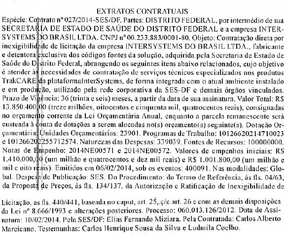 Intersystems do Brasil