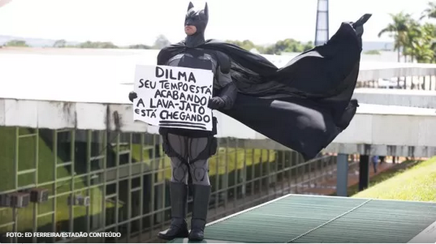 Batman no Congresso Nacional
