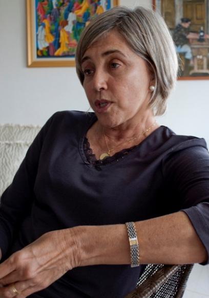 Maria José da Conceição Maninha Secretaria de Saúde do DF