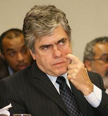Secretário de Saúde do governo do Distrito Federal. Em 2009, deixou o governo de José Roberto Arruda.