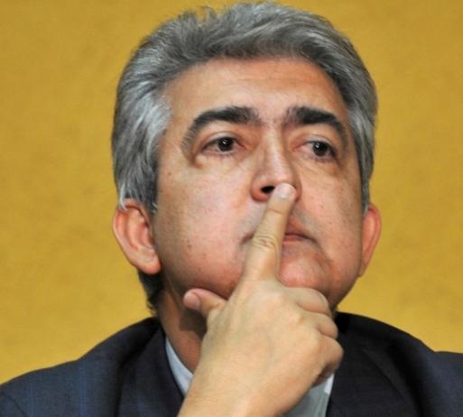 Rafael de Aguiar Barbosa, único Secretário de Saúde do Distrito Federal a ficar praticamente 04 anos no cargo.