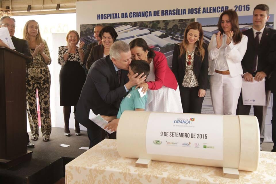 Hospital da Criança de Brasília José Alencar www.hcb.org.br