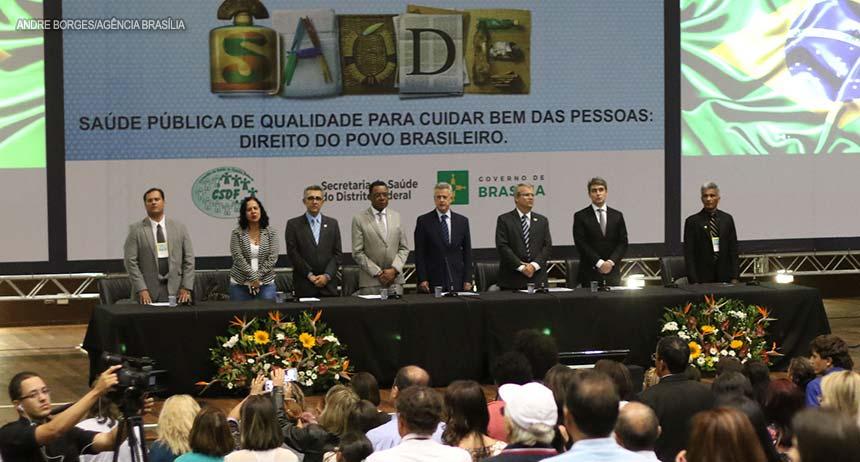 Conferência de Saúde do Distrito Federal