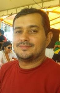 Blogueiro Roberto Lano, morto a tiros em Buriticupu (Foto: Reprodução / Blog Roberto Lano)