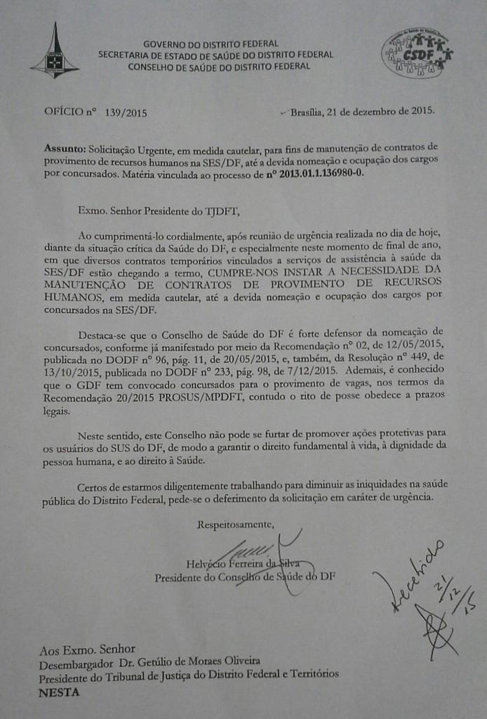 Secretaria de Estado de Saúde- SES