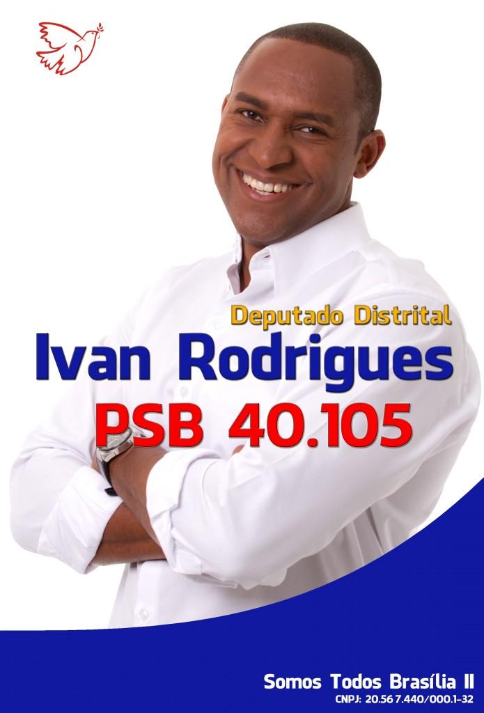 Ivan Rodrigues não pertence mais ao PSB