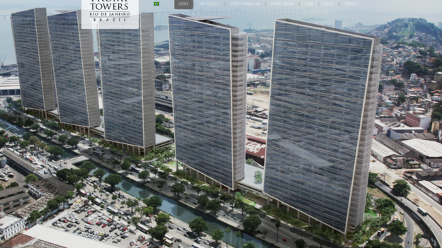 Complexo Trump Towers Rio