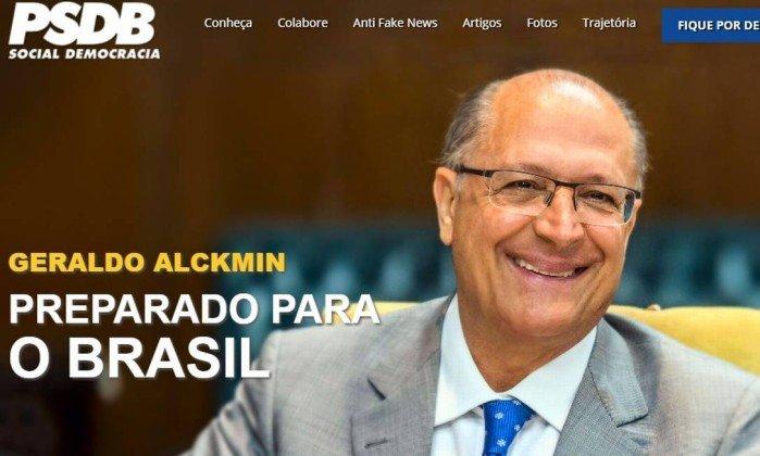 Geraldo Alckmin (PSDB-SP)