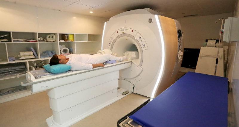 Central de Regulação de  exames de ressonância magnética