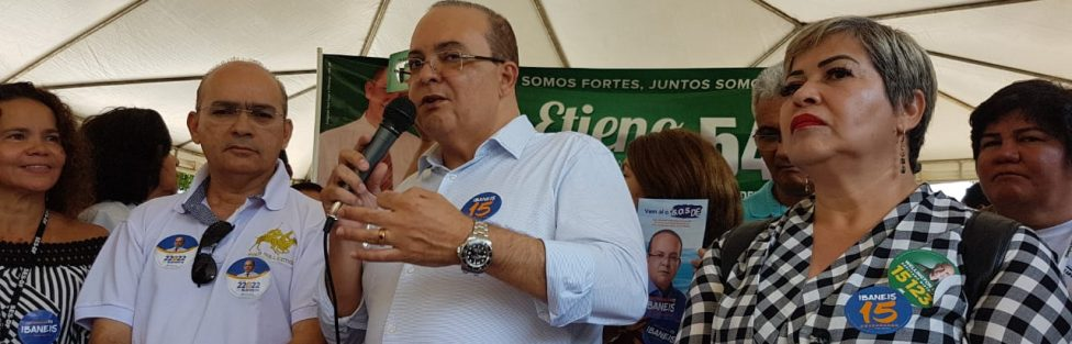 Senti firmeza, Ibaneis! Governador destina 60% do orçamento de 2021 para saúde, segurança e educação; R$ 26,8 bilhões