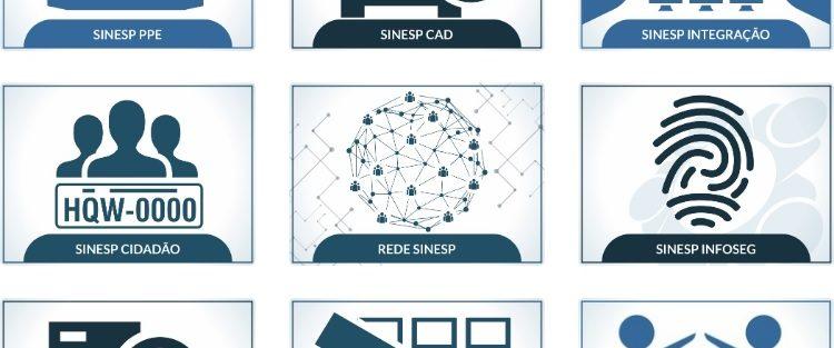 Sinesp – Dados sobre segurança pública de todo o país