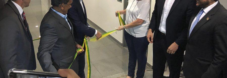 """CLDF inaugura """"Comitê de Imprensa Francisco de Paula Lima Júnior"""", fundador da ABBP"""