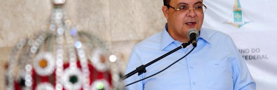 Governador Ibaneis Rocha trabalha com vistas ao STF