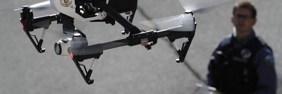 Polícias Civil e Militar vão monitorar crimes com drones