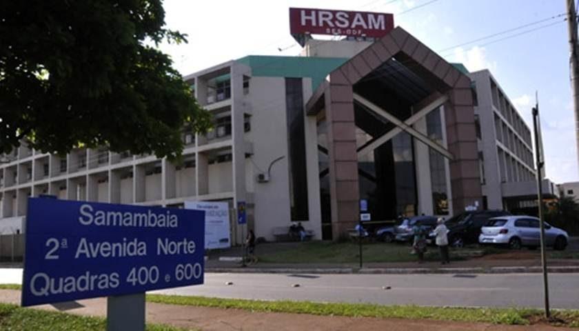 HOSPITAL REGIONAL DE SAMAMBAIA