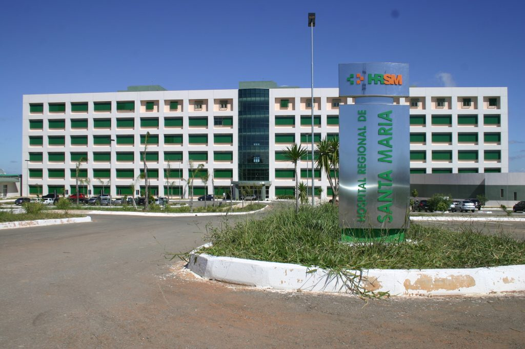 Hospital de Santa Maria - horário de visitação