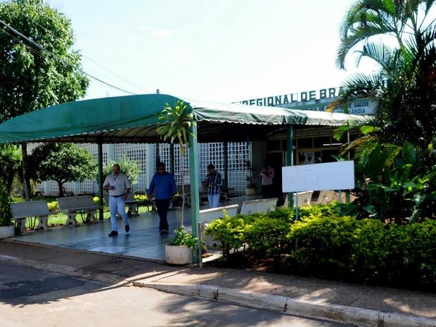 HOSPITAL REGIONAL DE BRAZLÂNDIA