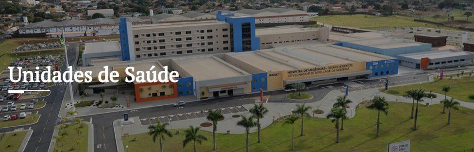 Salve sua vida! Corra para a saúde de Goiás