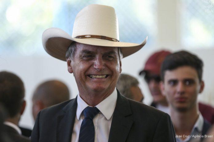 Presidente Bolsonaro.