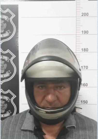 Wellington Ribeiro da Silva o estuprador de capacete