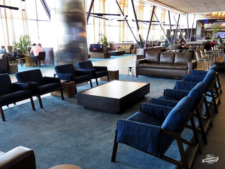 Sala VIP do Aeroporto de Brasília cliente BRB