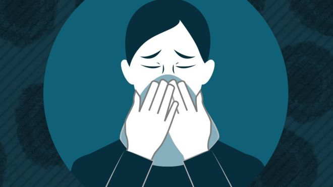 febre, tosse, coronavírus, Covid-19,