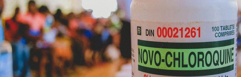 Homem morre após automedicação com fosfato de cloroquina para tratar coronavírus