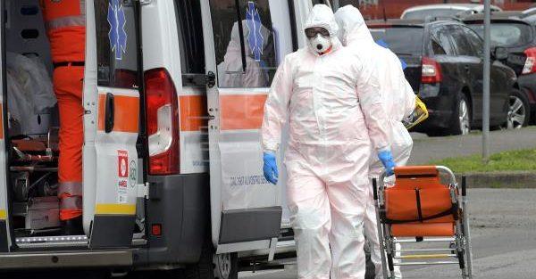 Itália chega a 9.134 mil mortes e bate recorde com 969 óbitos em 24 horas