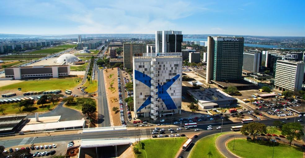 BRB -  Banco Regional de Brasília, Banco do Distrito Federal