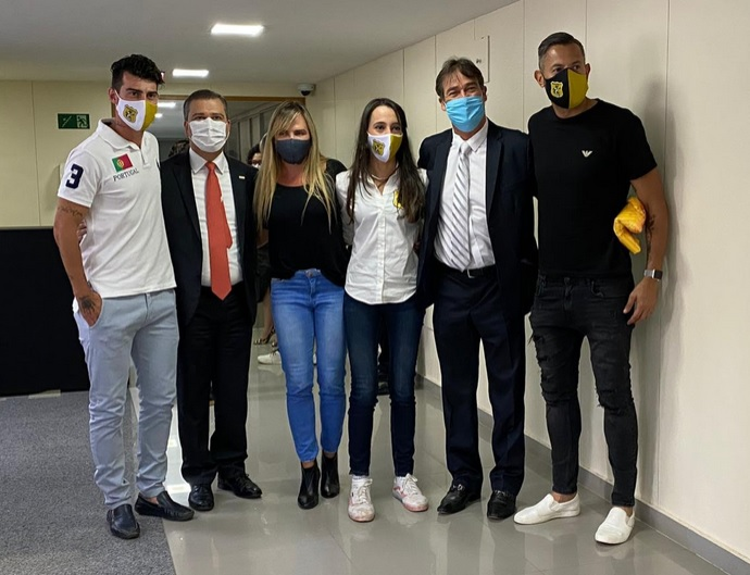 Futebol candango DF