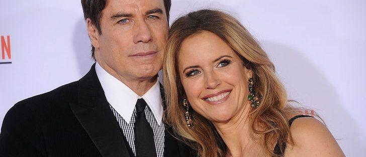 Mulher de John Travolta morre aos 57 anos de  câncer de mama