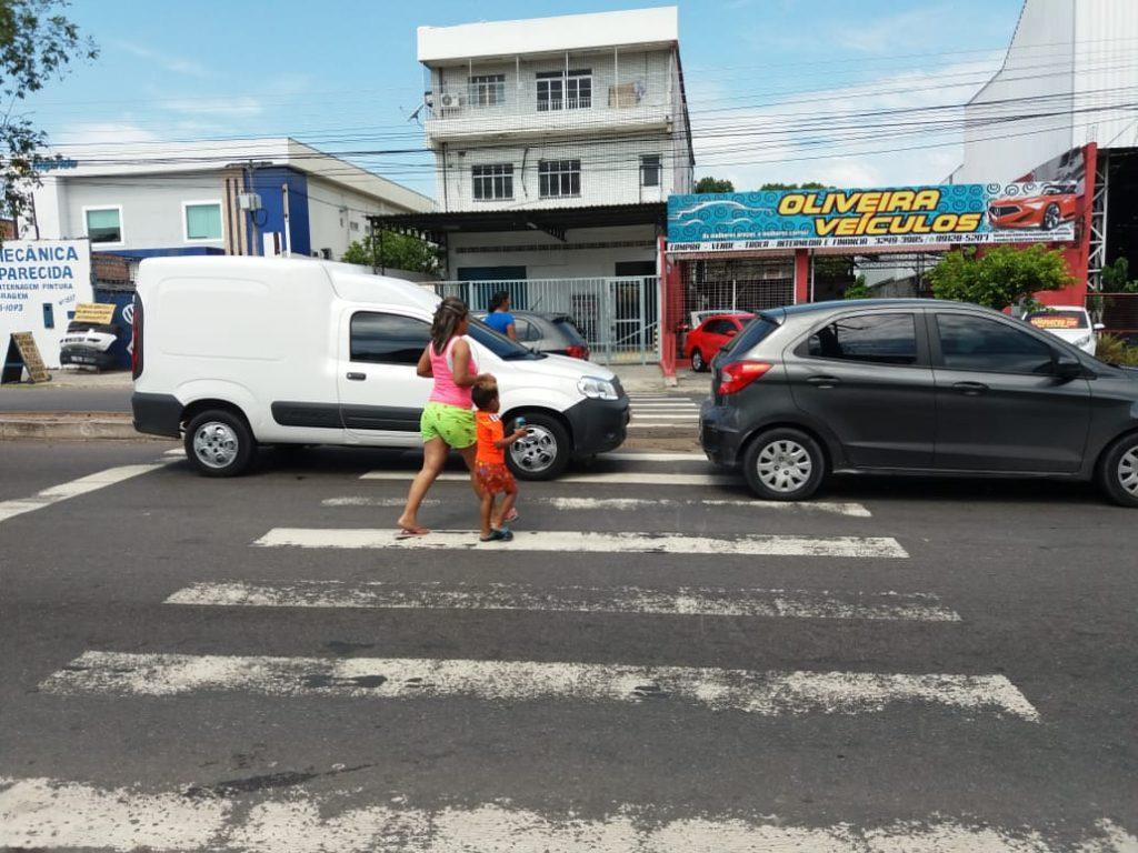 Manaus - Amazonas - Trânsito