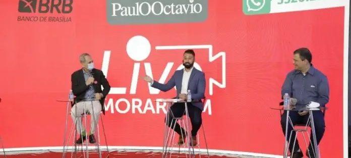 VAI COMPRAR IMÓVEL? | Com patrocínio do BRB, Live Morar Bem da PaulOOctavio vende imóveis em tempo recorde