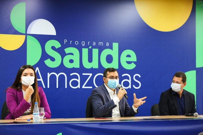Saúde & Direitos Sociais - Nosso Governo - Governo do Estado do Amazonas