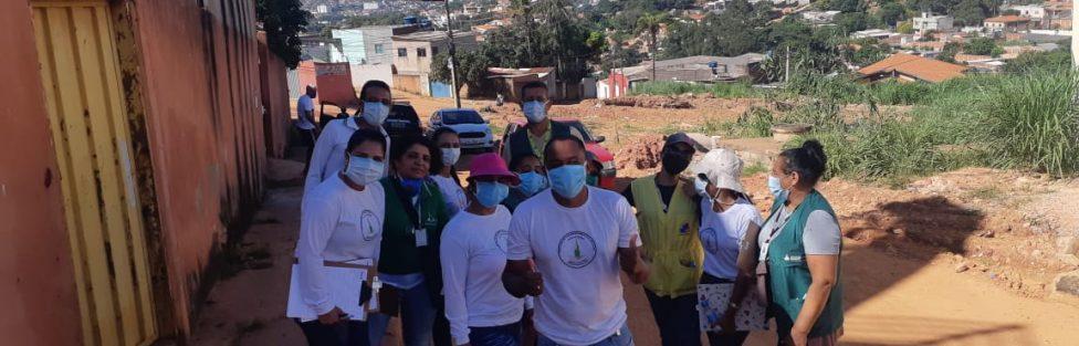 Ibaneis solicita mais rapidez na liberação do novo processo de contratação para Agentes de Vigilância Ambiental e Comunitários de Saúde