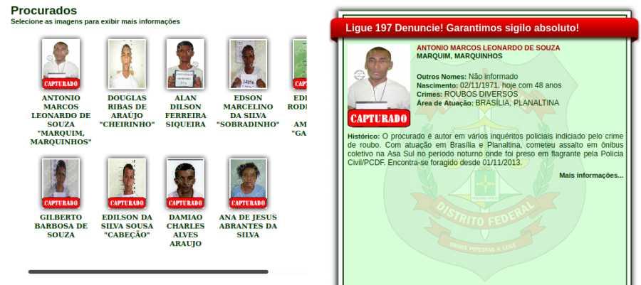 PCDF - Polícia Civil do Distrito Federal