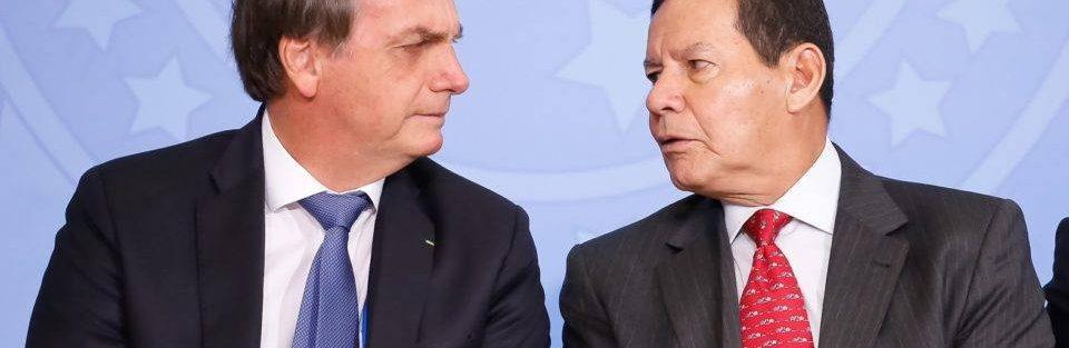 General Mourão contradizendo o Capitão Bolsonaro afirmou que governo comprará vacina chinesa CoronaVac