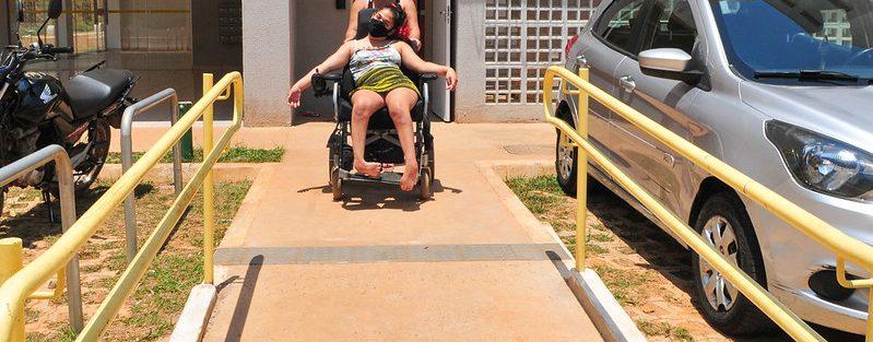 Pessoas com deficiência | Dá orgulho em saber | Em 2019, foram entregue 282 casas; em 2020, já são 165 contempladas