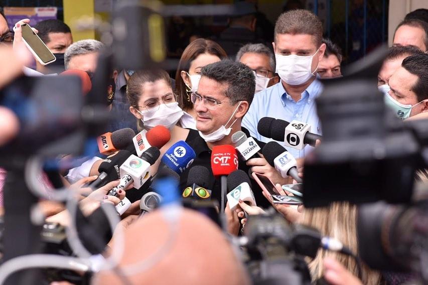 Manaus/AM - David Almeida (Avante) foi eleito o novo prefeito de Manaus