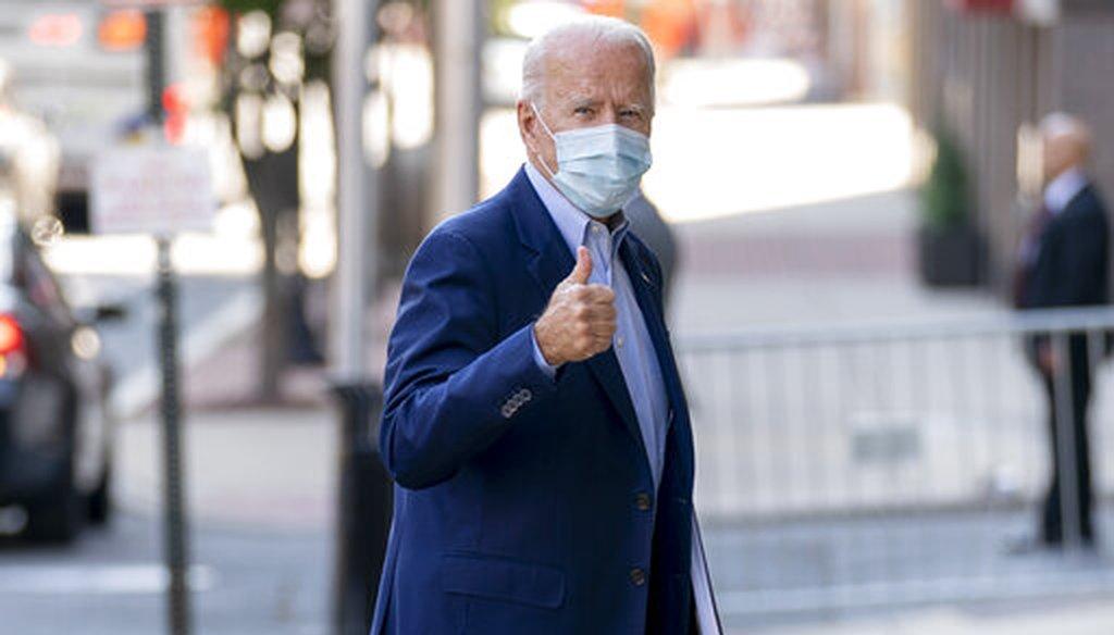 Pr. Joe Biden