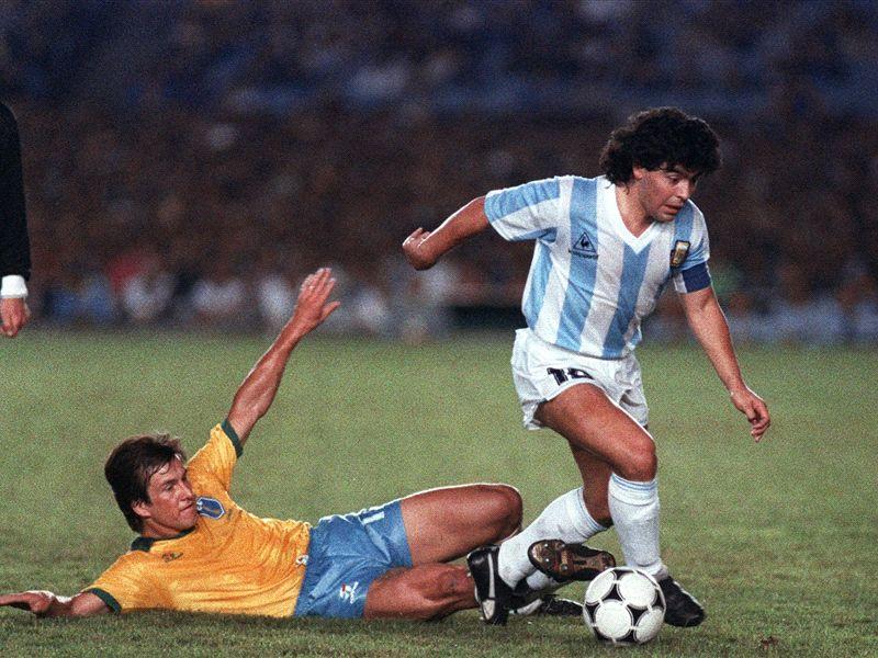 História de Diego Maradona