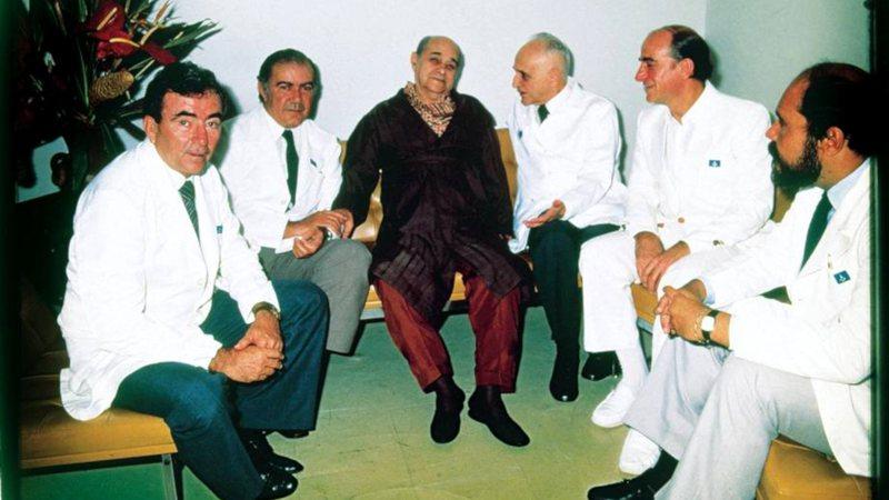 Ex-presidente Tancredo Neves - Hospital de Base