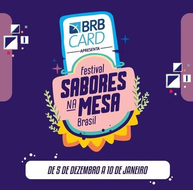 BRB - Banco da cultura, lazer, esporte, investimento, atrações e festival.